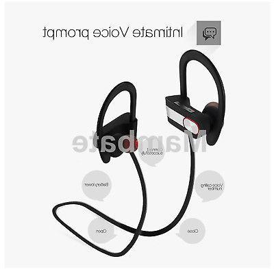 Waterproof Earbuds Sports Ear