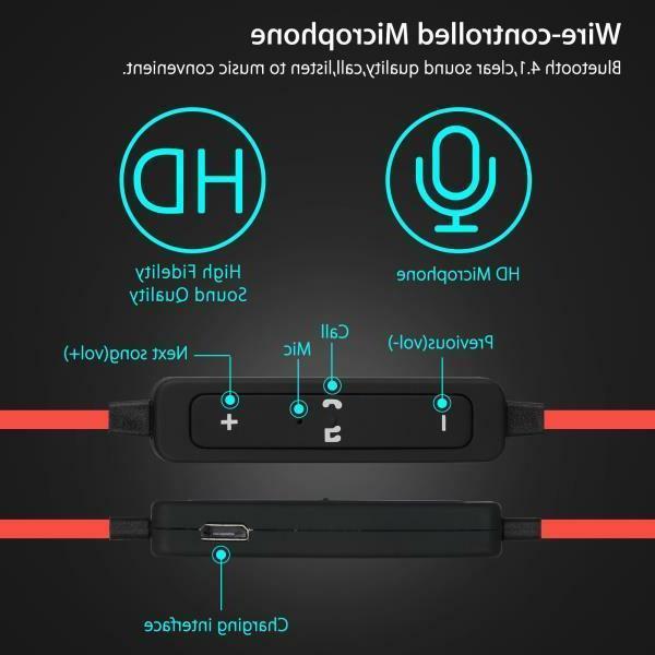 Sweatproof Sports Wireless Headset