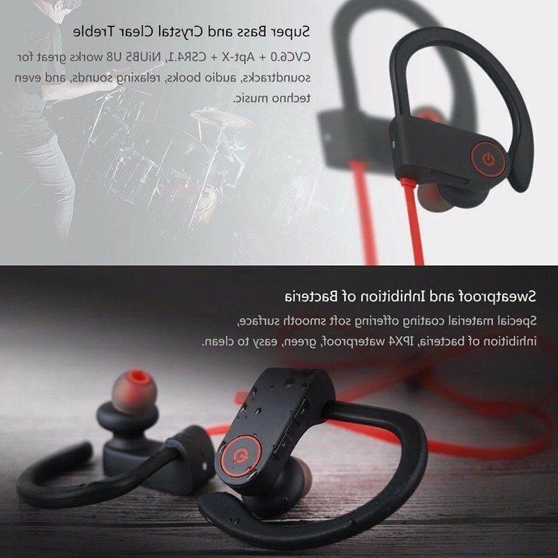 Bluetooth Sport Headphones Earbuds