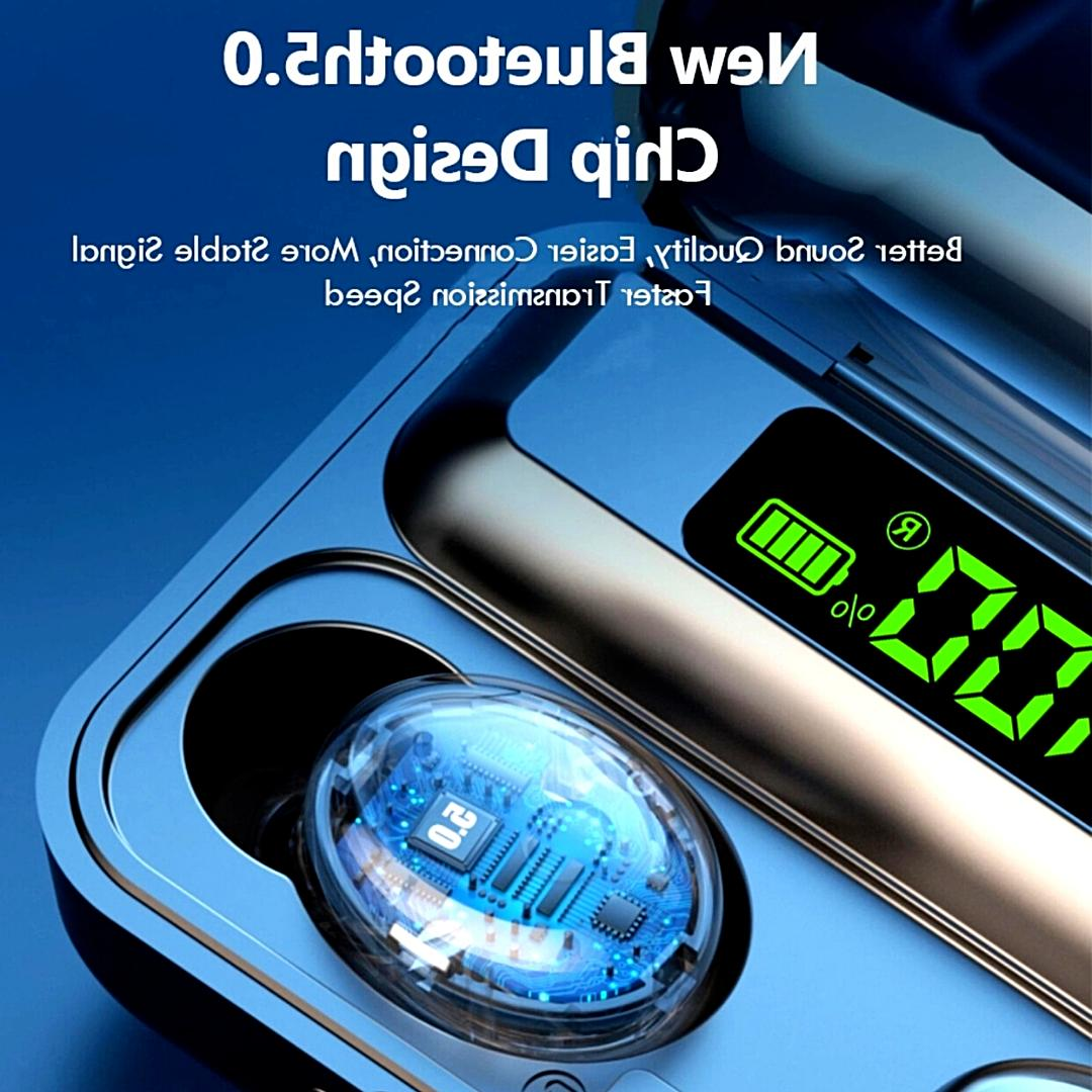 Waterproof Wireless Earphone Bluetooth for Iphone Samsung
