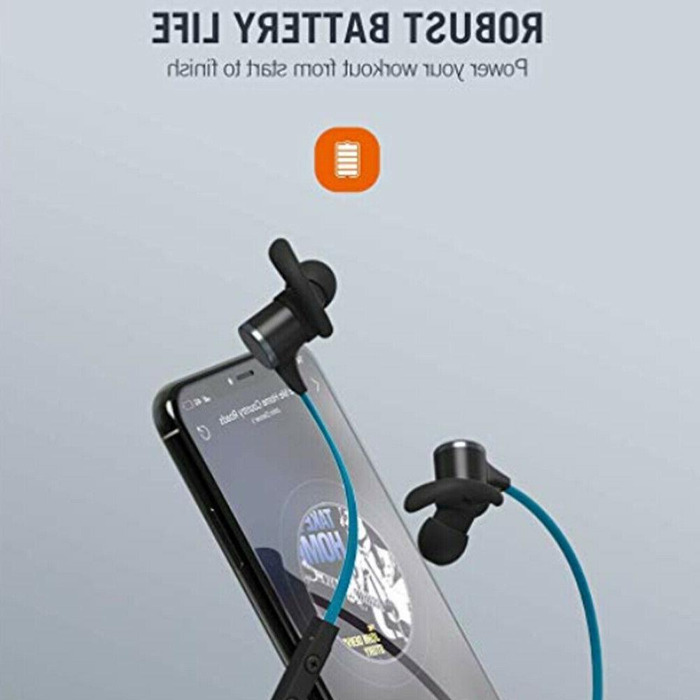 TaoTronics Bluetooth Headset Wireless Earbuds