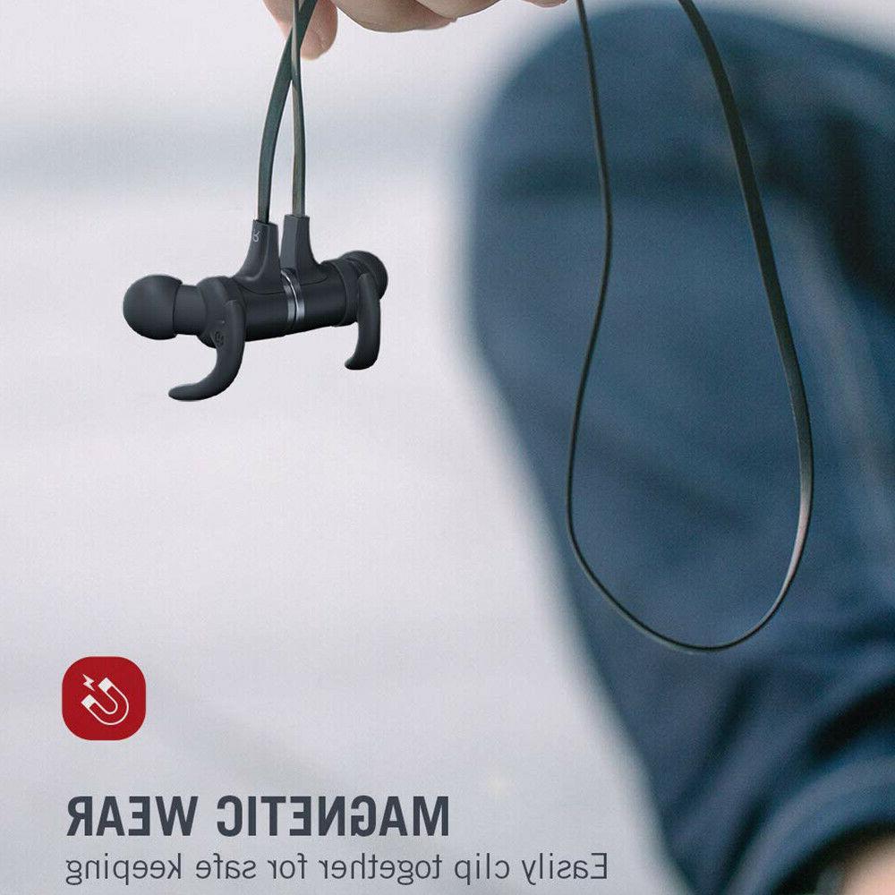 TaoTronics Waterproof Headset Earbuds