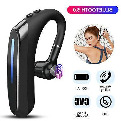 waterproof wireless earbuds bluetooth 5 0 earpiece