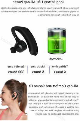 Waterproof Wireless Bluetooth V5.0 Sport Bass