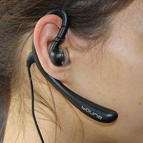 WIRED MONO Earphone Earpiece w Earbud for Sprint Google Sprint Motorola - Motorola E4