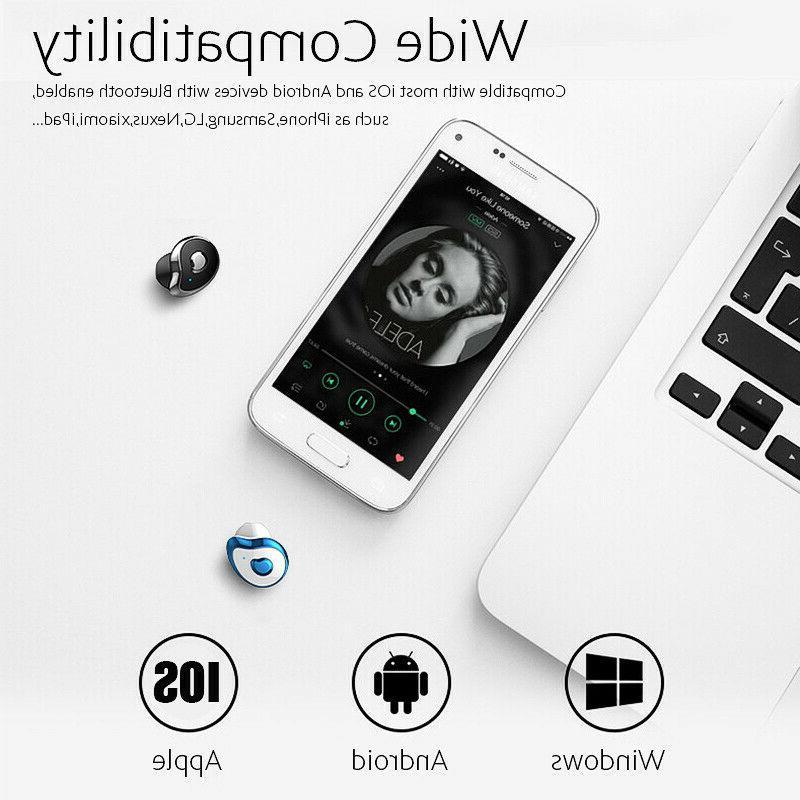 Wireless Earbuds Sports Headphone IPX4 Waterproof
