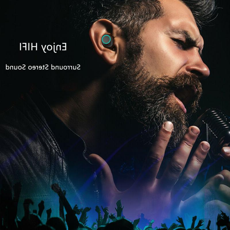 Wireless Touch Control HIFI Earbuds