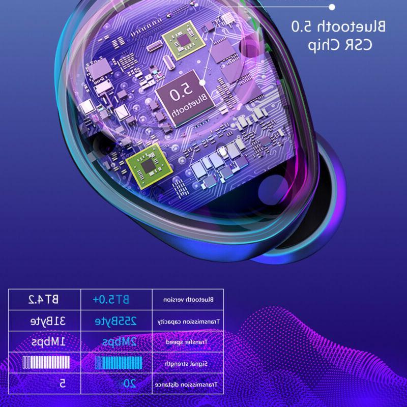 Wireless Touch Control IPX6 Waterproof HIFI