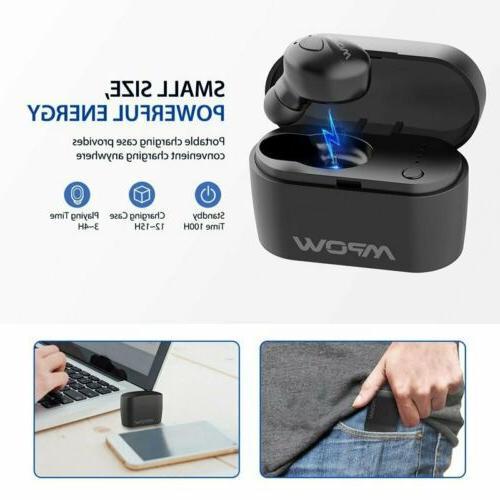 Mpow Wireless 5.0 Headset For