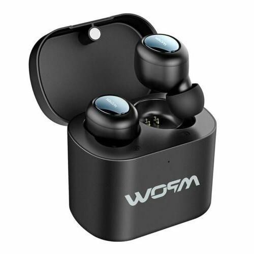 wireless bluetooth 5 0 headset stereo headphone