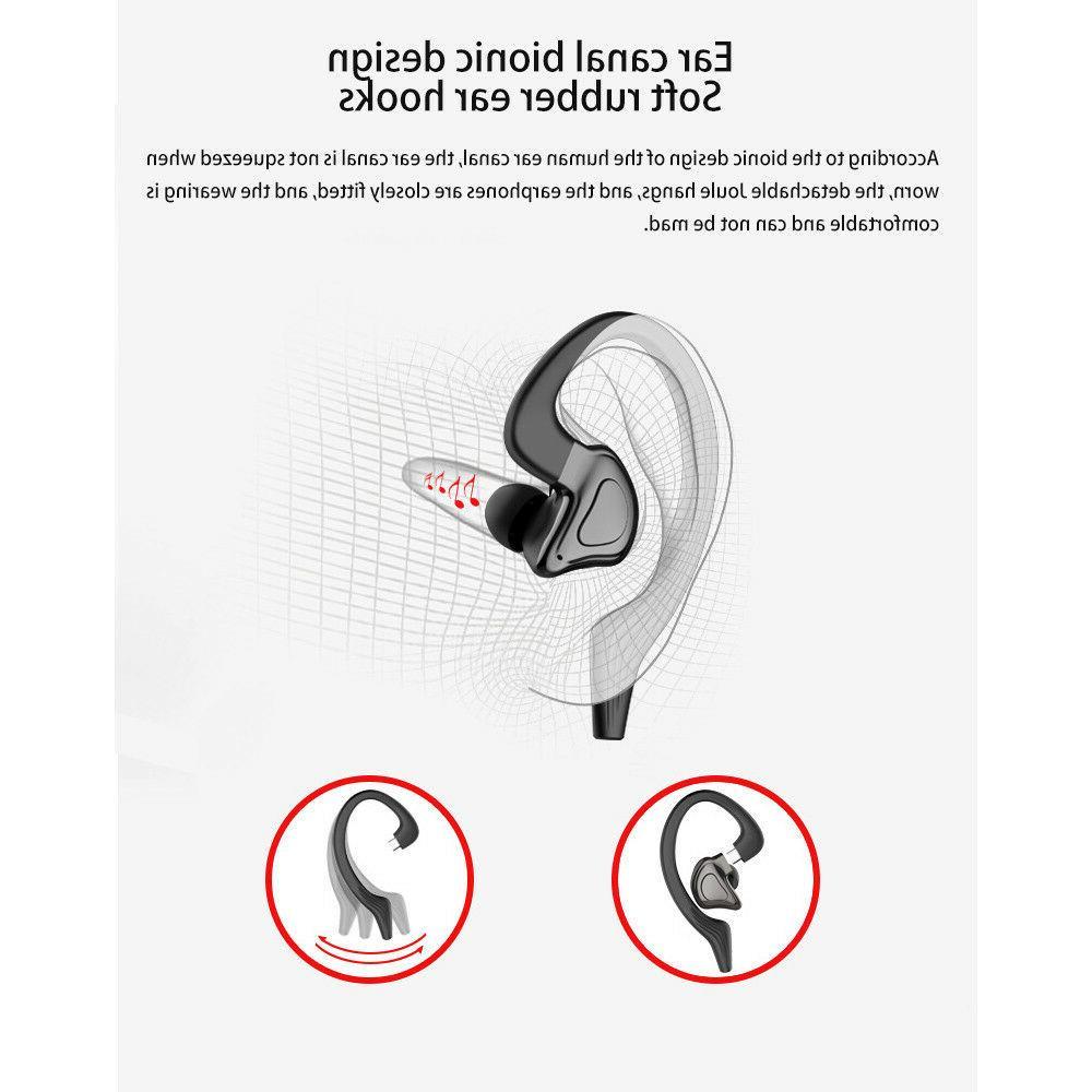 Wireless 5.0 Earbuds Sport True Twins In-Ear Earphone
