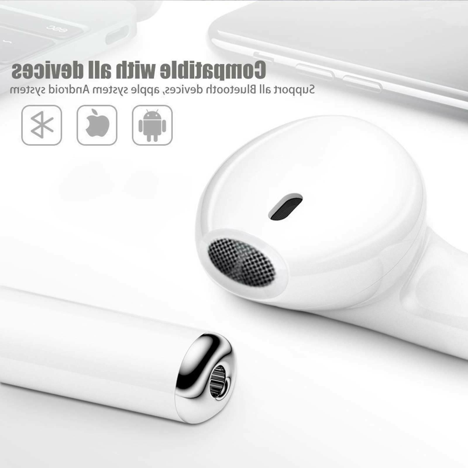 Wireless Sweatproof Perfect Fit iPhone Android