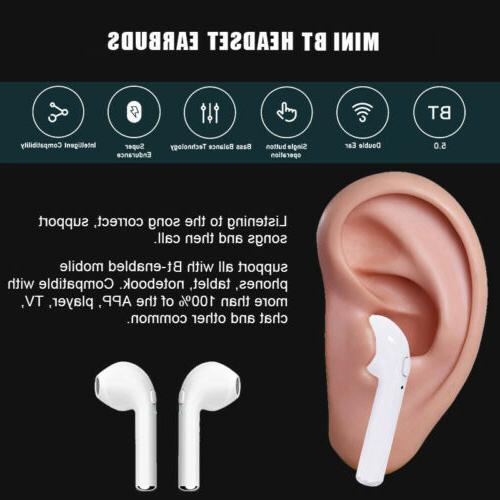 Wireless Earbuds Earphone Headphone for Apple pods Samsung