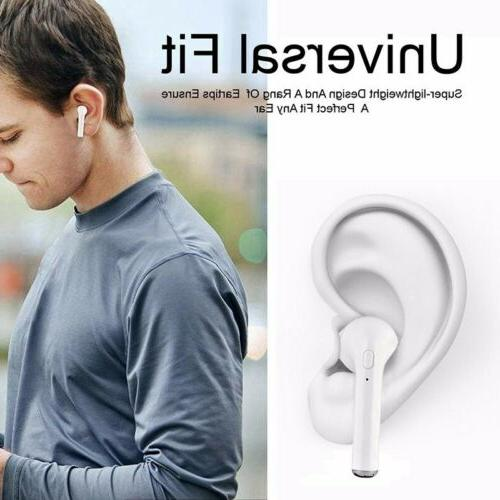 Wireless Bluetooth Earbuds Headphone pods Samsung Android