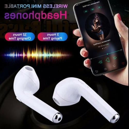 Wireless Earbuds Headphone Apple pods Android