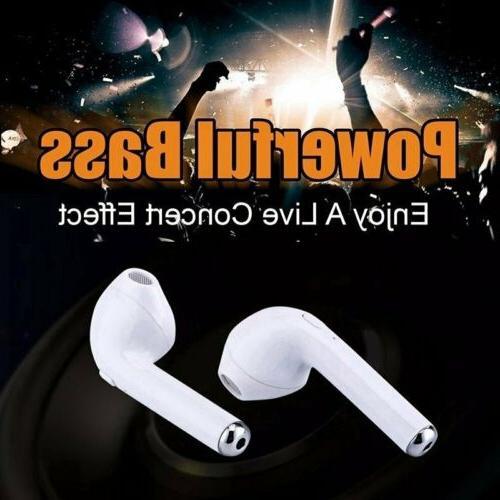 Wireless Headphone Apple pods