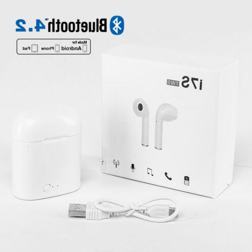 Wireless Bluetooth Earbuds In Ear Headphone Earphone For iPh