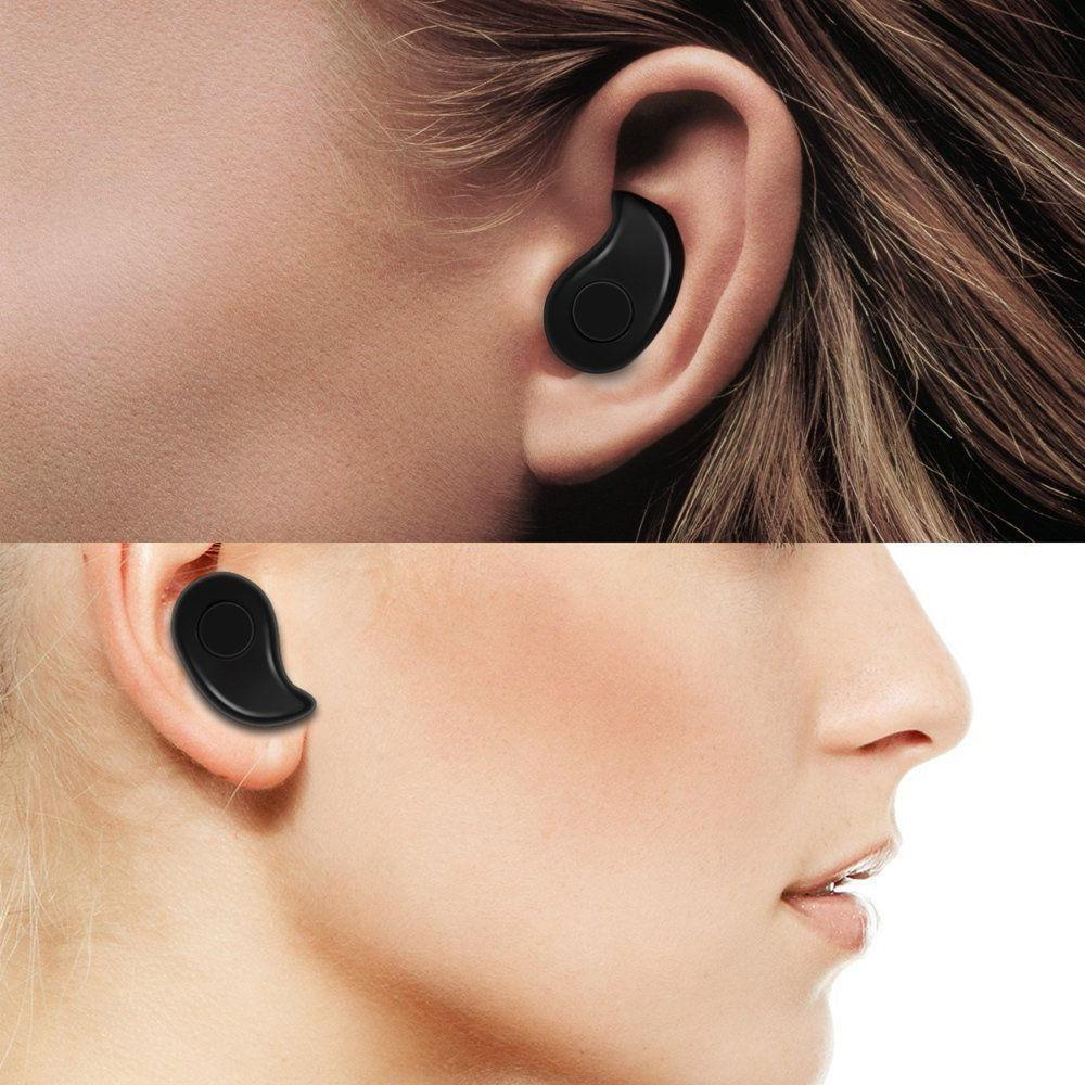 Mini Bluetooth In-Ear Earphones Headset