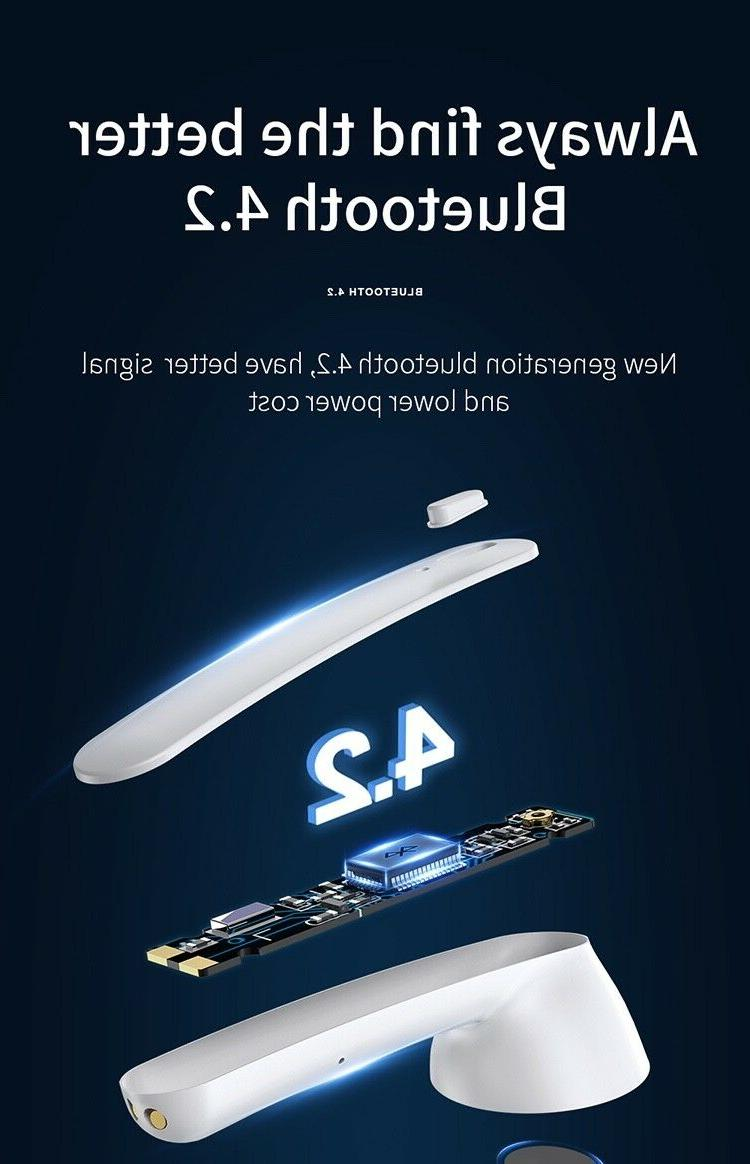 Wireless Bluetooth Earbuds JOYROOM jr- Earphone Headset USA Seller