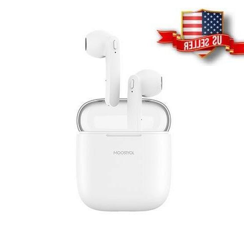 wireless bluetooth earbuds jr t04 stereo earphone