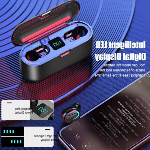 Wireless Bluetooth Earphone TWS Q32 Mini Power