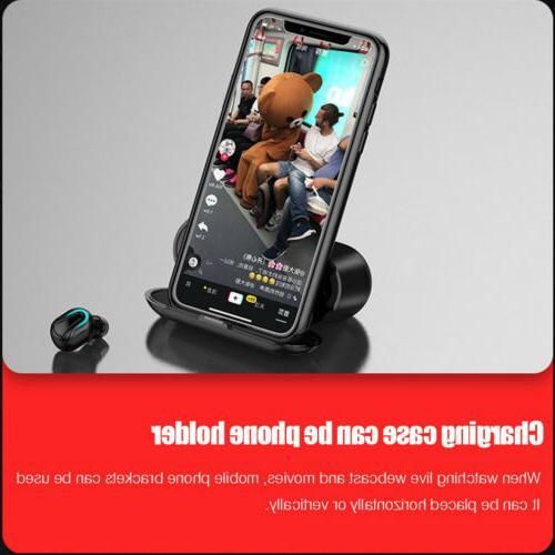 Wireless Bluetooth Q32 Mini Power Bank Stereo Sports