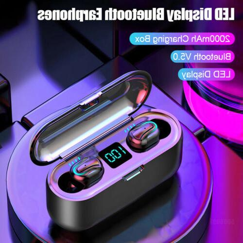 wireless bluetooth earphone tws q32 mini headset