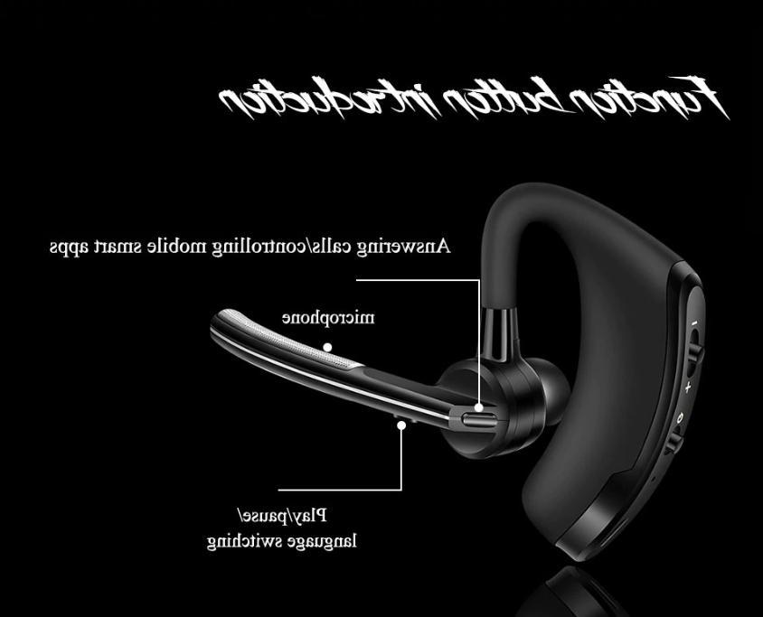 Wireless Earphone Earbud Headsets Cell