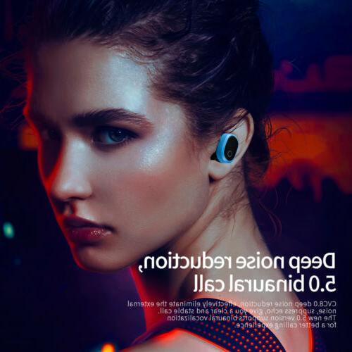 Bluetooth Earbuds Headphones Waterproof