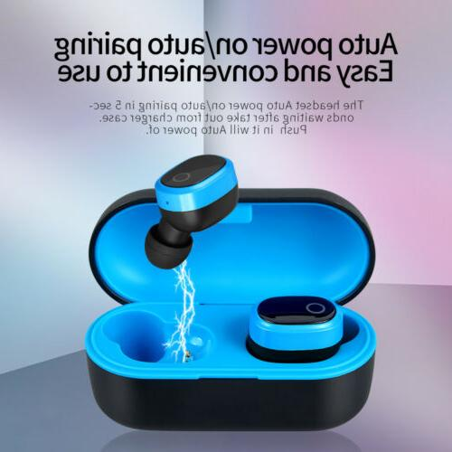 Earbuds Headsets Stereo Headphones