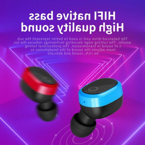 Bluetooth Wireless Earbuds Headphones
