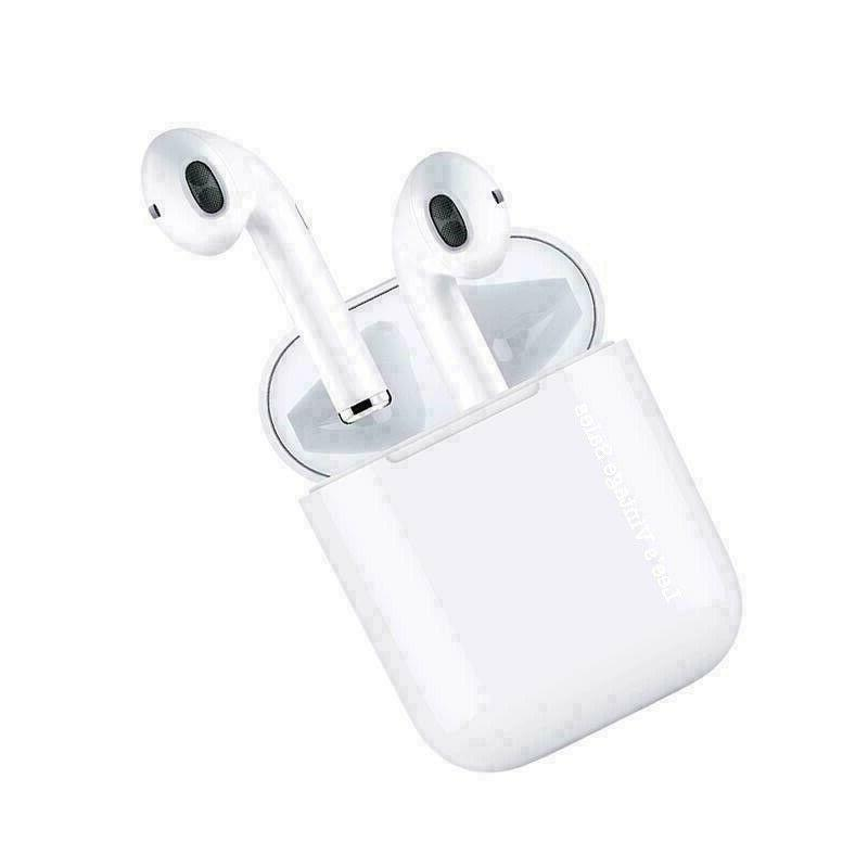 wireless bluetooth headphones with charging case earbuds