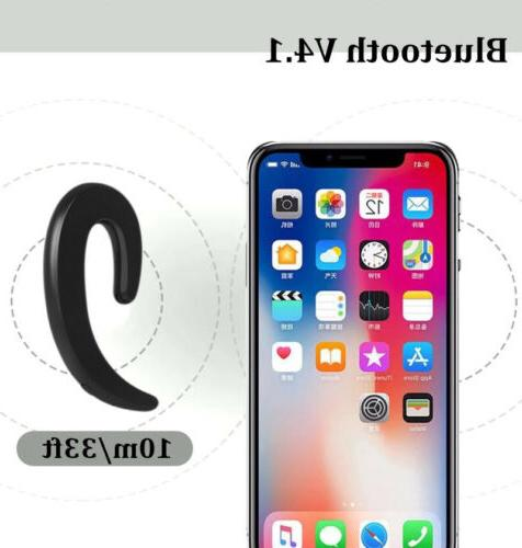 Wireless Bluetooth Headset bone