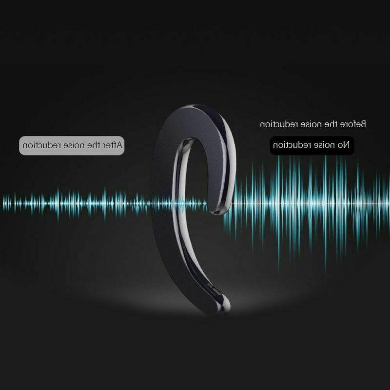 wireless bluetooth headset earphone earbud driving headset