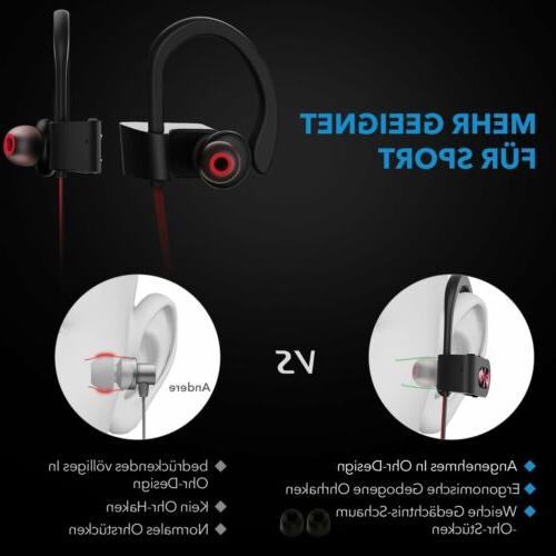 Mpow Headset Headphones Earbuds Gym