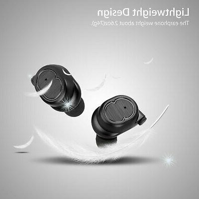 IPX7 Waterproof Touch Mini True Wireless Headphone
