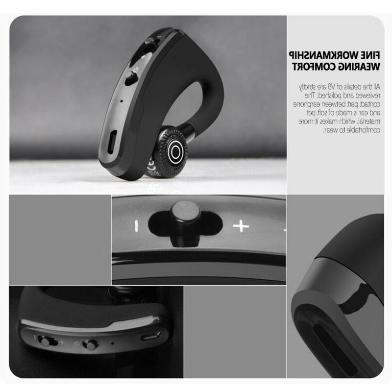 Wireless Bluetooth Noise Cancelling Handfree