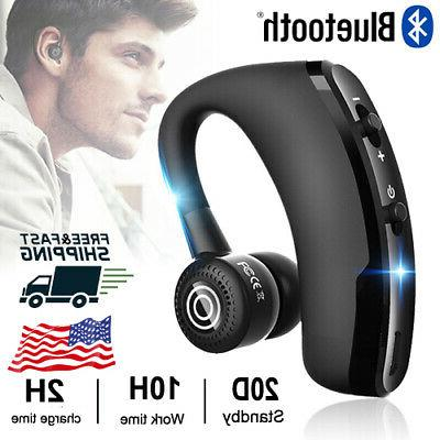 wireless bluetooth headset noise cancelling stereo headphone