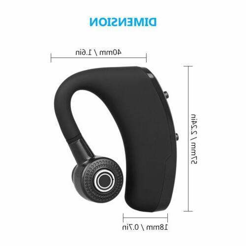 Wireless Earbuds Bluetooth Ear Headset Stereo Earphone Handfree