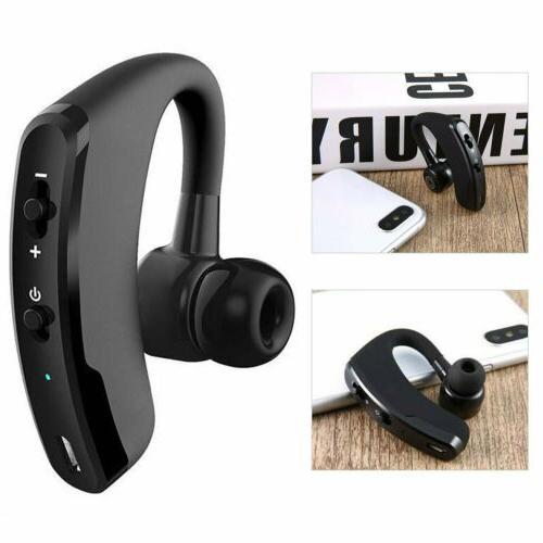 Wireless Earbuds Ear Stereo Headphone Earphone Handfree