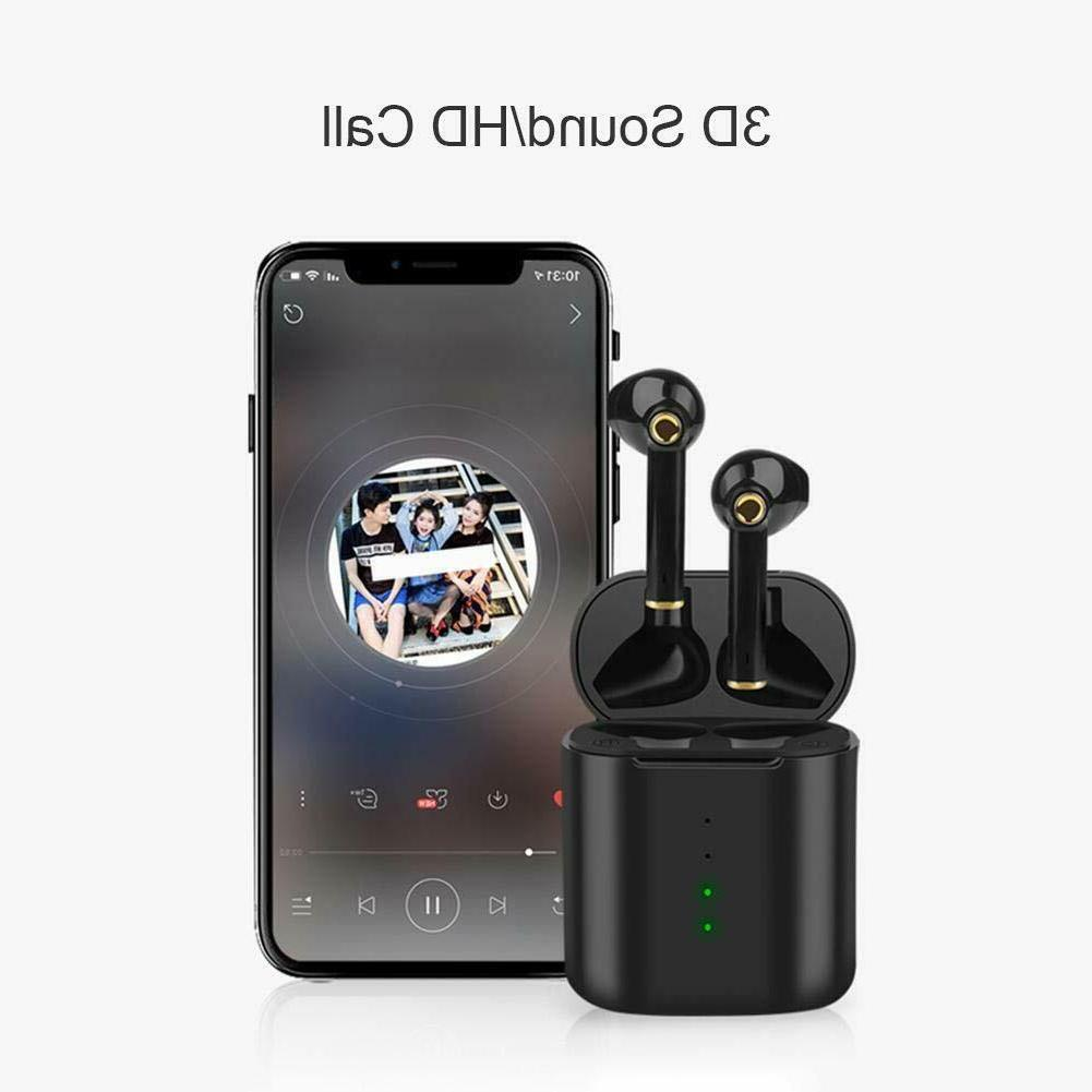 Wireless Bluetooth Headsets Compatible Apple AirPods