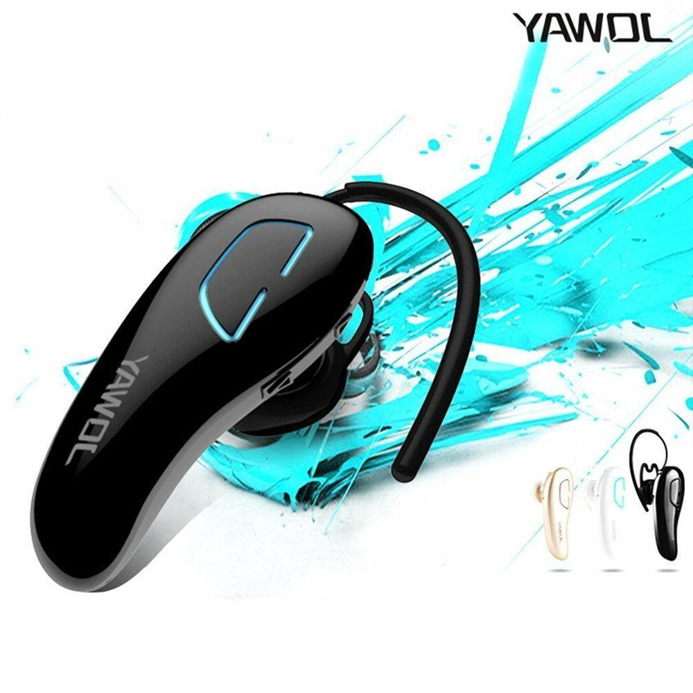 Wireless Bluetooth Handsfree Headset Earphone