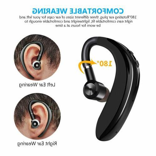 Wireless Noise Trucker Headset Earpiece
