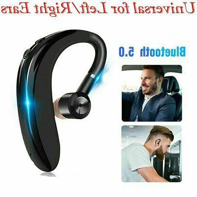 wireless bluetooth noise cancelling trucker headset earpiece