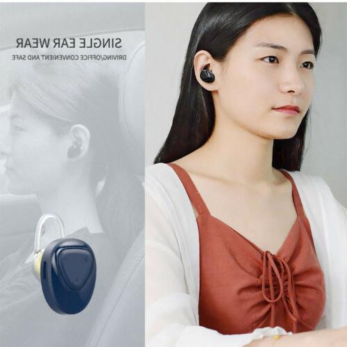 Wireless Dual Bluetooth Earphone In-Ear Sports Headset