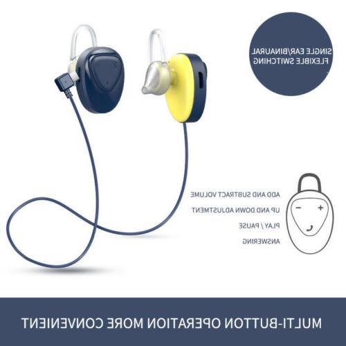 Wireless Dual Bluetooth In-Ear Sports Headset
