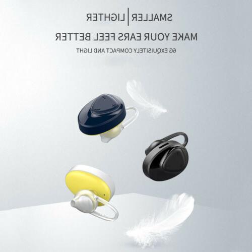 Wireless Dual Mini Bluetooth In-Ear Sports