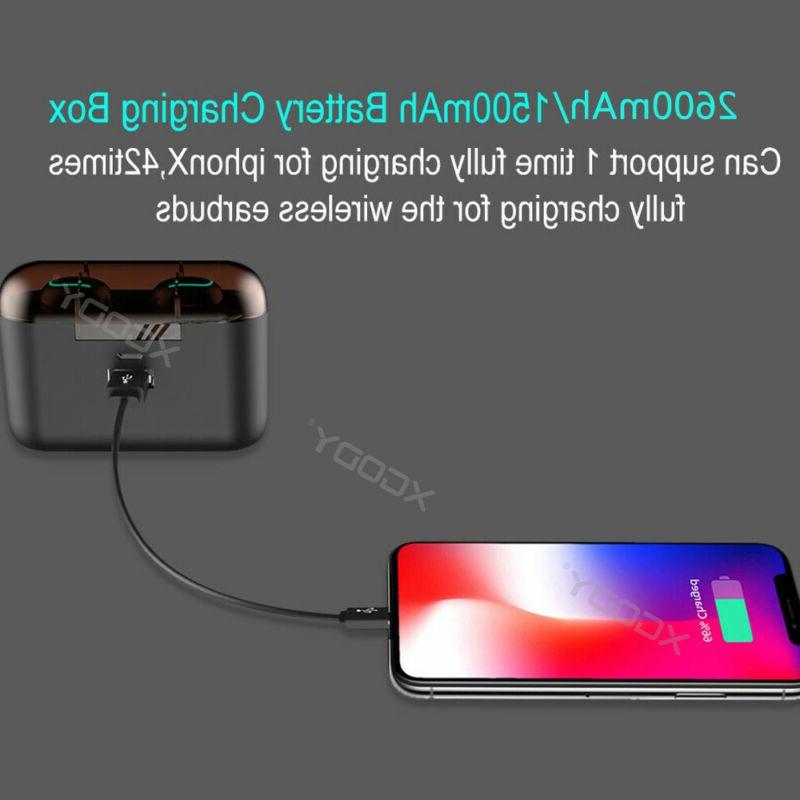 Wireless Earbud True Bluetooth Earphone In-Ear Headset