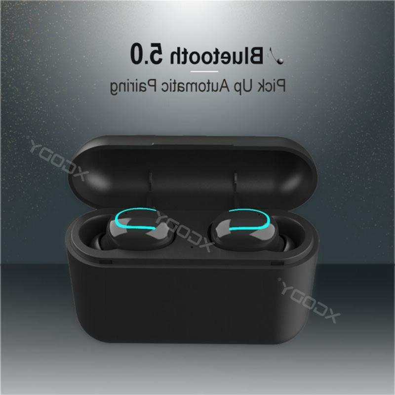 Wireless True Earphone Bass Headset
