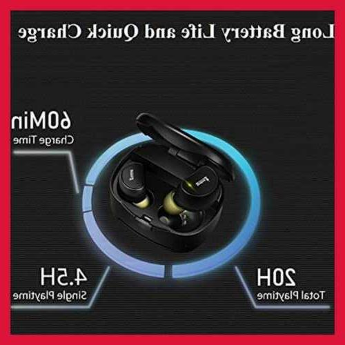 Wireless Earbuds Thor Stereo Sound Headphones Charging M